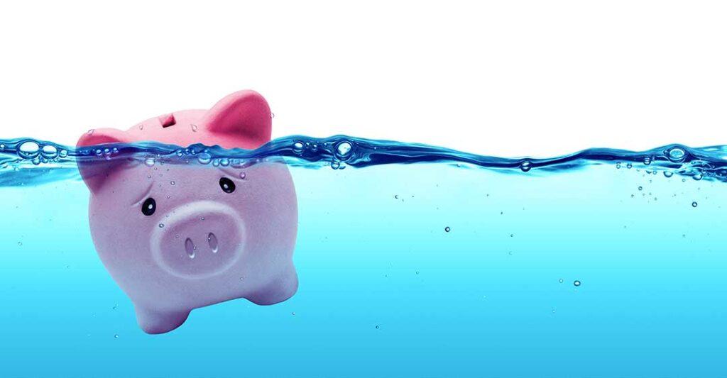 Rosa alcancía bajo el agua, cómo evitar la quiebra empresarial, Estrategias de los expertos sobre cómo evitar la bancarrota