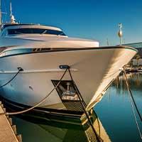 yate en el puerto, patrimonio, administración formal, patrimonio grande, representante personal